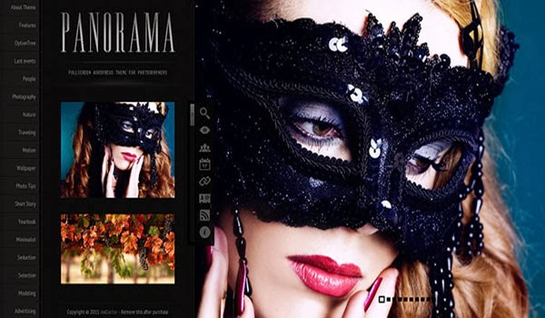 panoramasingle-page-Theme