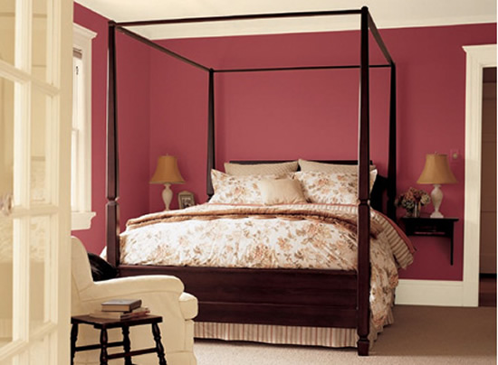 Wall Paint Colors For Bedroom Juanribon