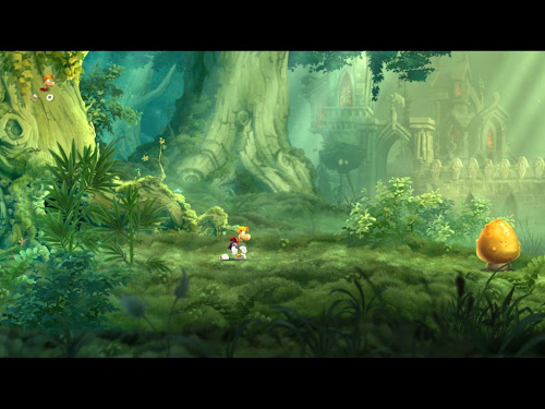 Screen Shot Of Rayman Legends (2013) Full PC Game Free Download At Downloadingzoo.Com