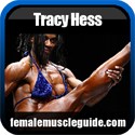 Tracy Hess Female Bodybuilder Thumbnail Image 2 - Femalemuscleguide.com