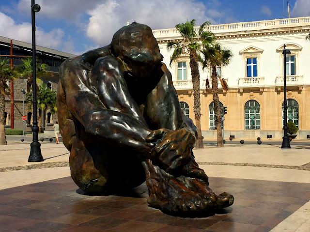 Cartagena, pomnik