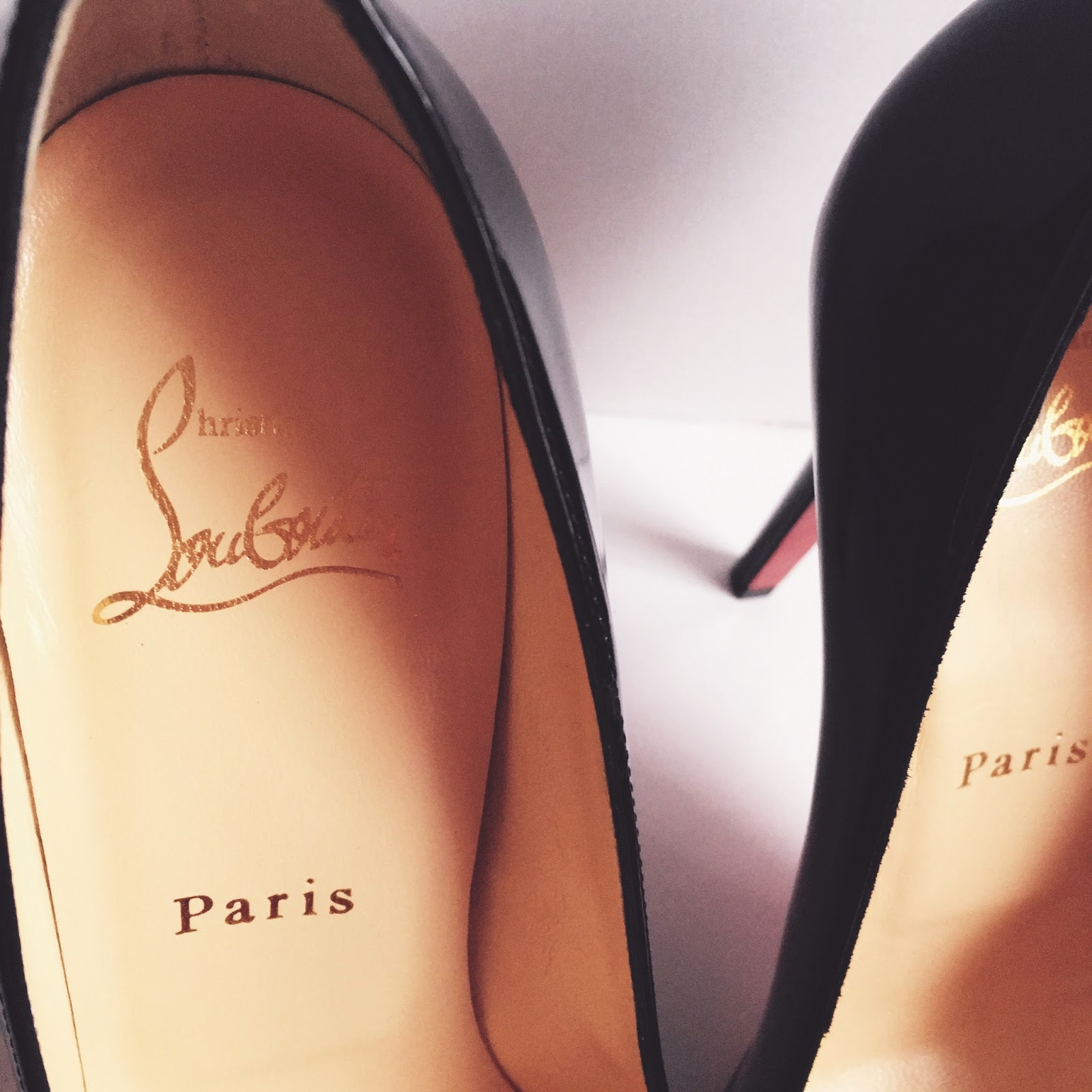 The Blogging Brunette: Fashion | Christian Louboutin New Simple ...