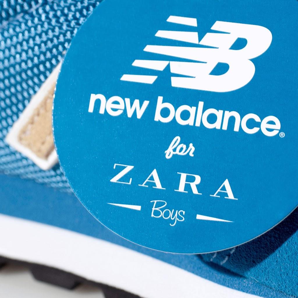 bf617ac1f John and Me  New Balance para Zara
