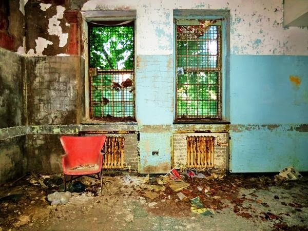 Queens Village abandoned ward