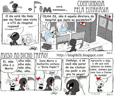 Charges Pedro Henrique