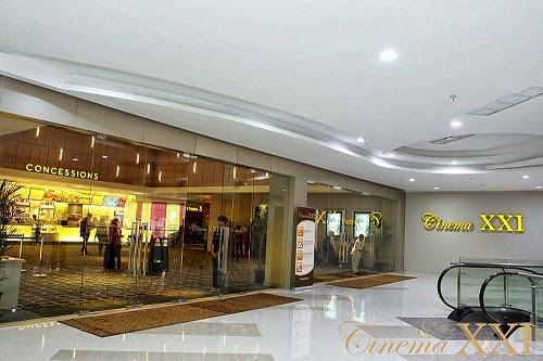Alamat Bioskop Cibinong City XXI (Bogor)