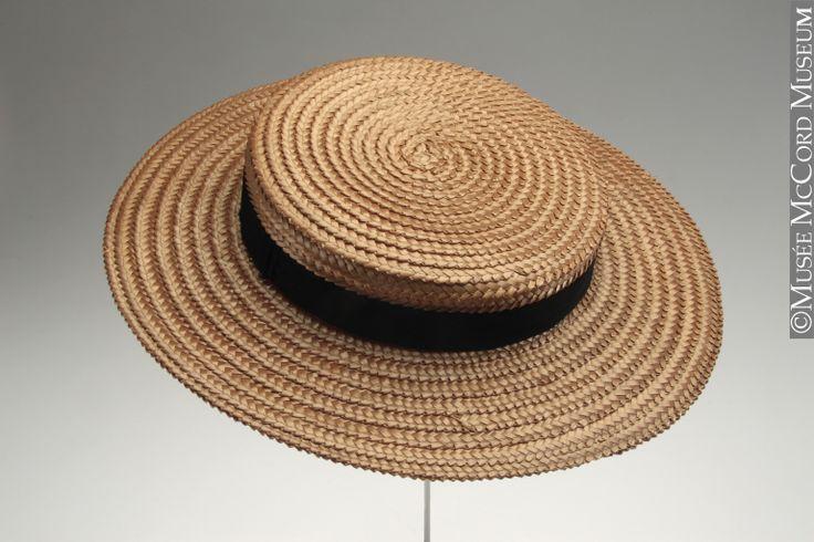 La Sombrerera de Lady Marlo  Adornos de los sombreros de paja de ... de4a152a861