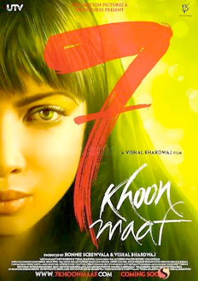 Saat Khoon Maaf Movie Wallpapers