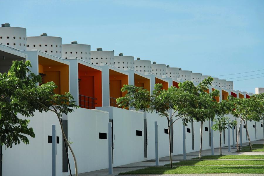 Arquitectura  Condomínio Adelaide, Talatona, Luanda, 20072010