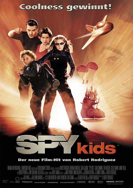 Spy Kids  Full Movie In Hindi