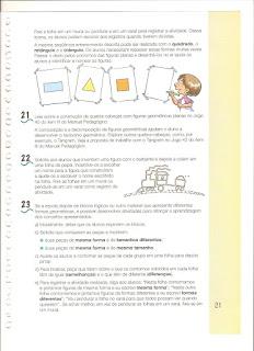 Sugestões de Atividades Matemática
