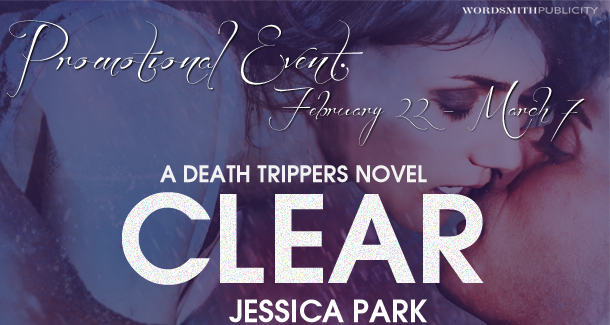 paranormal romance novels Clear Jessica Park Death Trippers