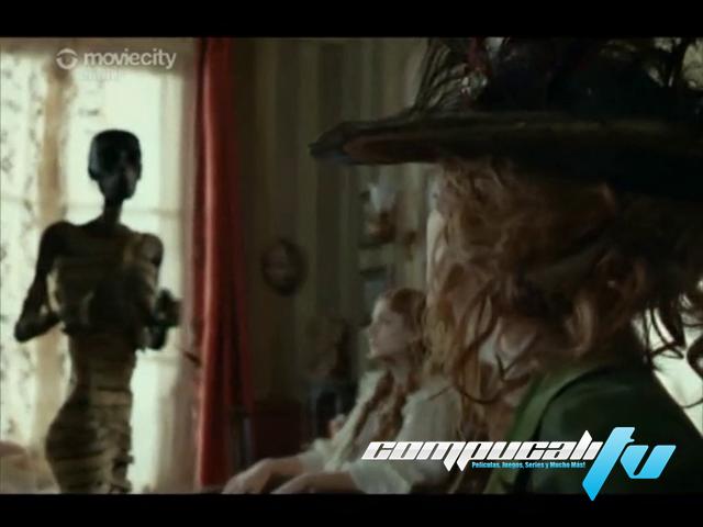 Las Momias del Faraón DVDRip Español Latino