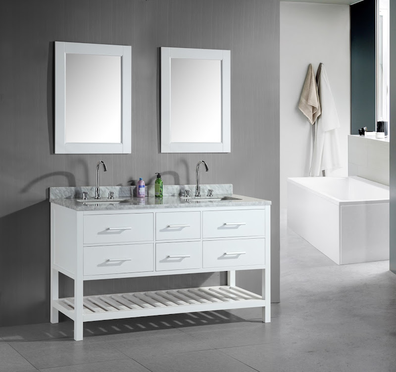 Design Element Bathroom Vanities title=