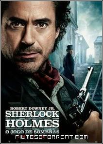 Sherlock Holmes 2 O Jogo de Sombras Torrent Dual Audio