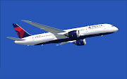 iões da Delta Airlines em aeroporto: encomendas em potencial envolvem cerca . (delta airlines boeing fsx )