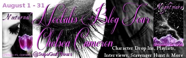 Noctalis Tour – Interview with Chelsea Cameron!