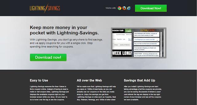 Lightning Savings