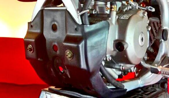Motor Trail Viar Cross X 250 Terbaru 2015