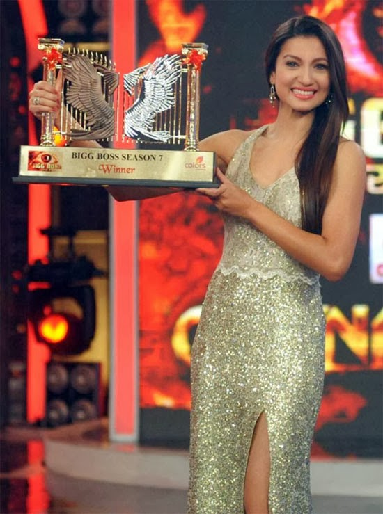 Gauahar Khan on Bigg Boss 6