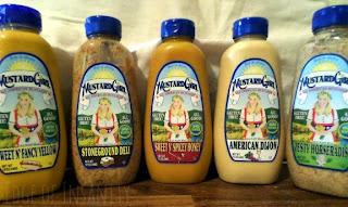 Mustard Girl