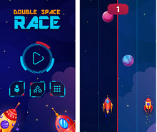 Racing Game of the Week - Double Space Race