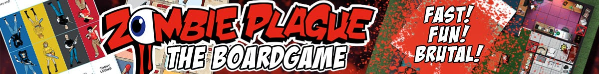 Zombie Plague: The Boardgame