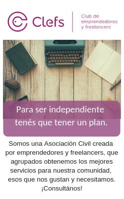 Clefs – Club de Emprendedores y Freelancers
