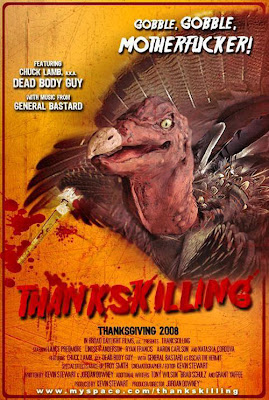 Watch ThanksKilling 2009 Hollywood Movie Online | ThanksKilling 2009 Hollywood Movie Poster