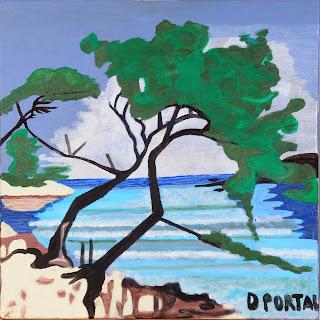 artiste peintre montpellier - La côte d'Azur