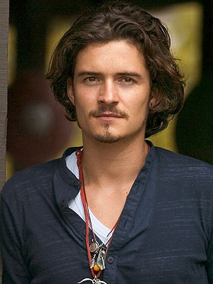 Movie Stars: Orlando Bloom Info and Images