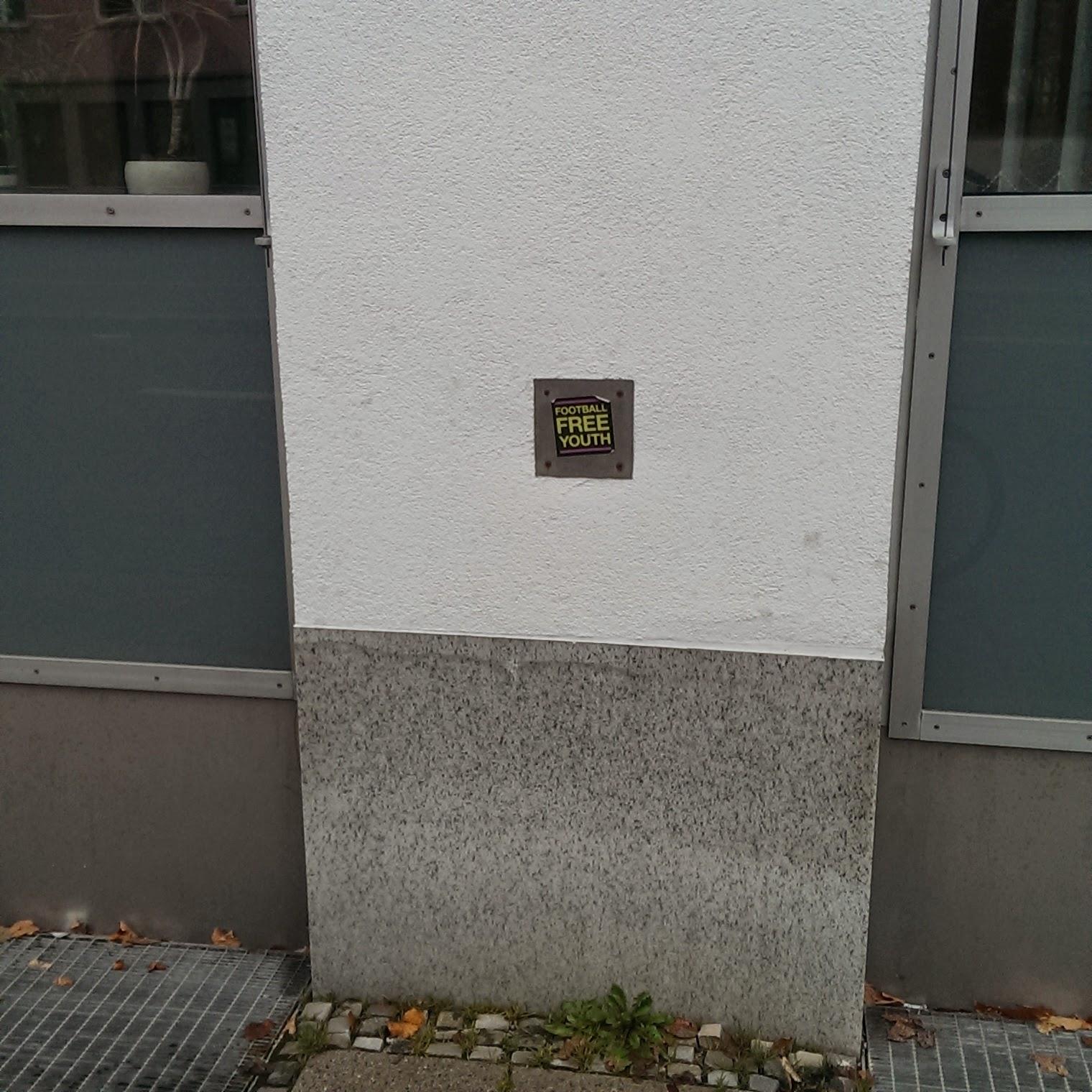 Sticker, WM, Fußball, Streetart, Urbanart