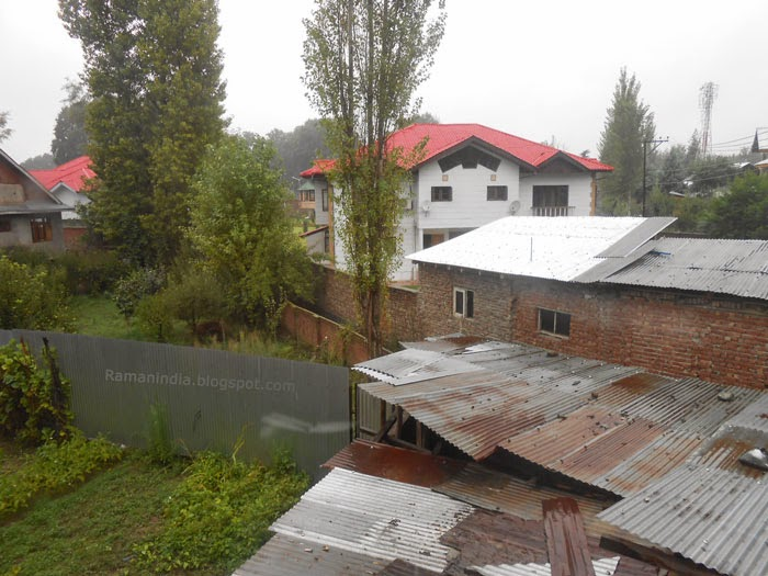 Outer view from Kashmiri Kitchen