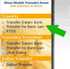 Cara Mentransfer Uang Melalui Internet Banking BRI 1 Panduan Online Banking
