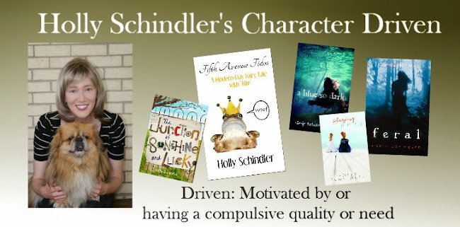 Holly Schindler's Character Driven