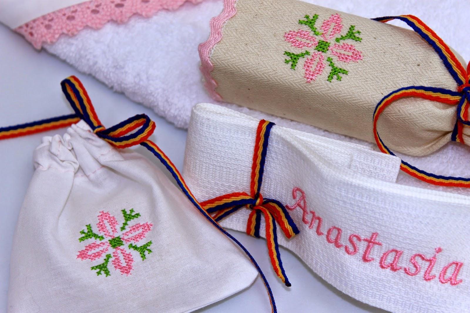 Trusou Botez Traditional Personalizat