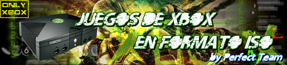 Juegos de xbox en formato ISO
