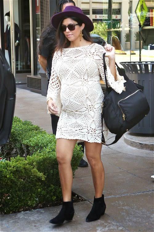 Finally: Kourtney Kardashian reveals Baby Gender | It is a ....