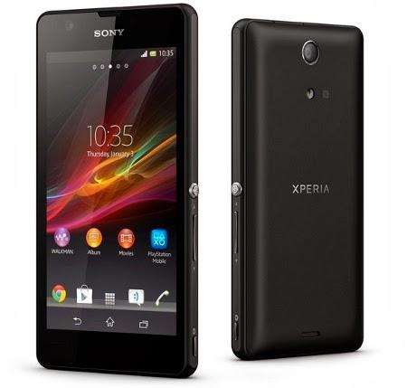 Sony Xperia ZR, Jagoan Baru Smartphone Tahan Air