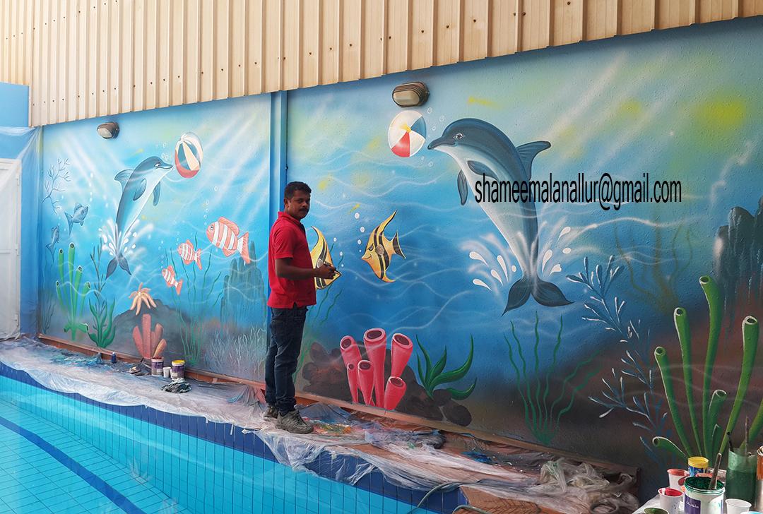 Creative Artist Shameem Dolphin On