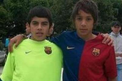 Nahuel Molina y Simón López, los 'sucesores' de Messi