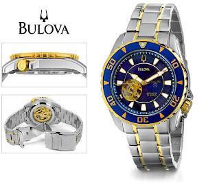 Relógio Bulova 98a106