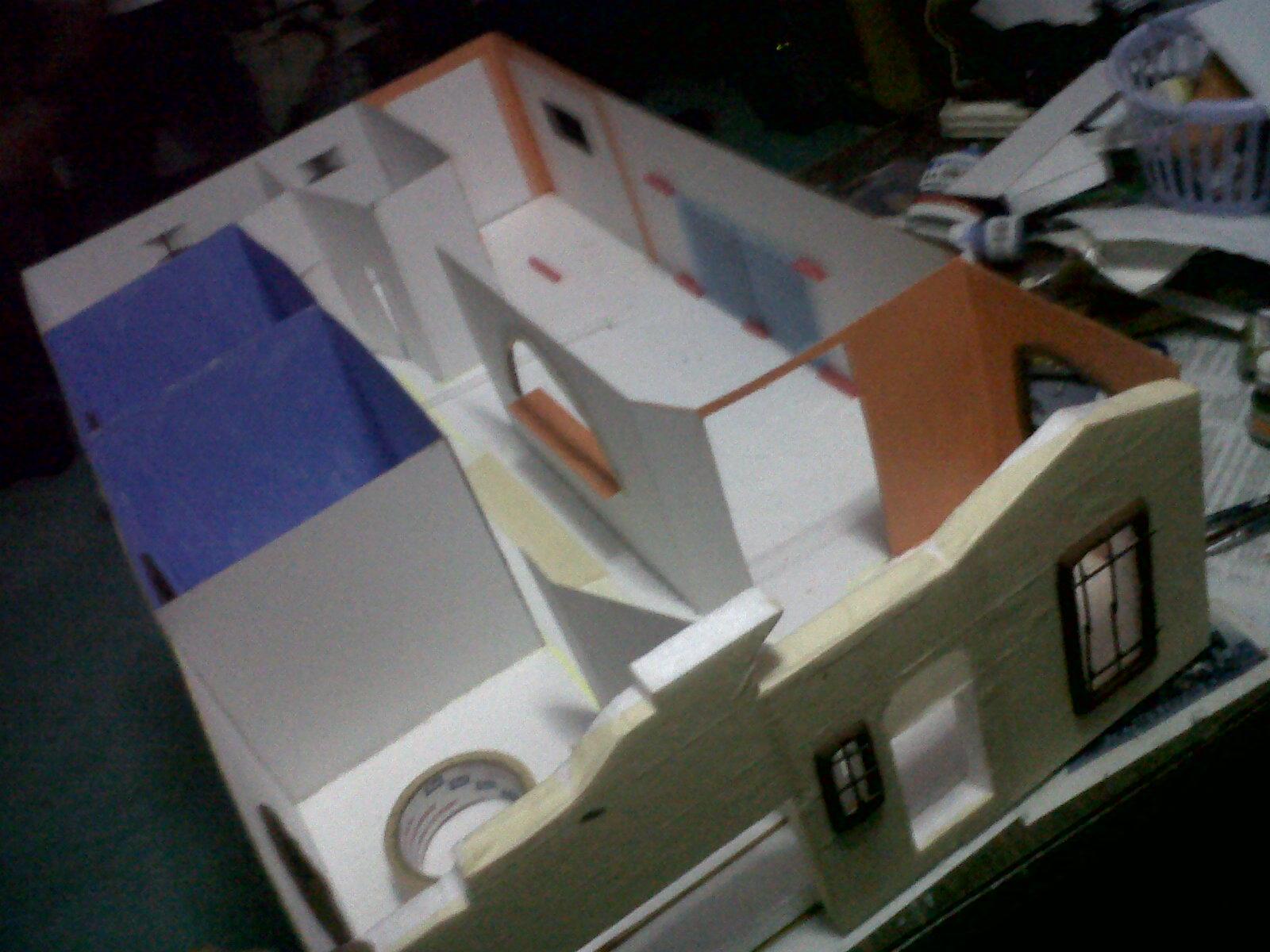 Como hacer maquetas de casas - Como hacer una maqueta de una casa ...