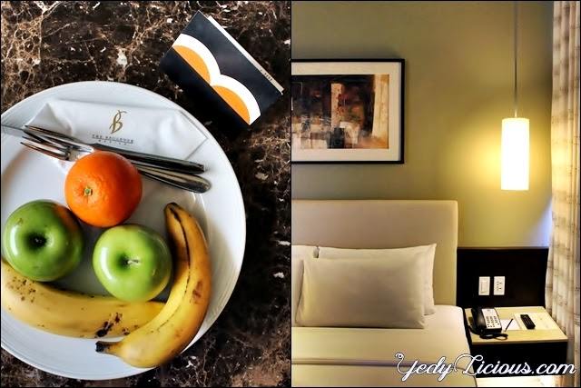 Staycation at B Hotel in Alabang and Bellevue Hotel Manila