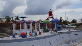 Waterboom Kenari Water Park Bontang