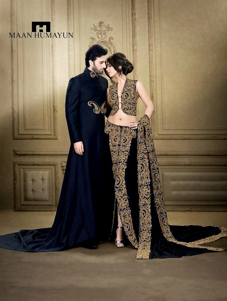 Couture Collection 2013 For Men And Women By Maan Humayn | Maan ...