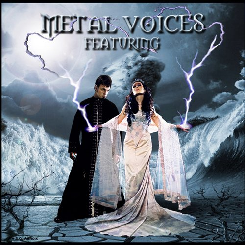 VA - Metal Voices Featuring. Vol.I (2009)
