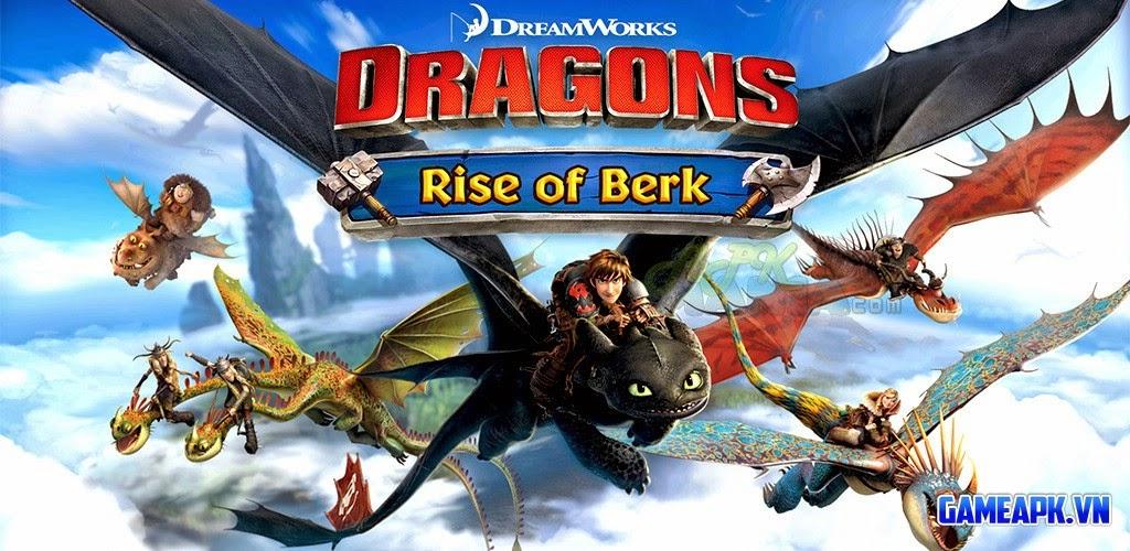 Tải Dragons: Rise of Berk v1.2.10 APK Mod cho Android