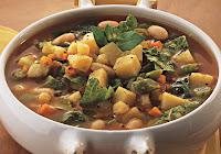 Sopa Genovesa (vegana)