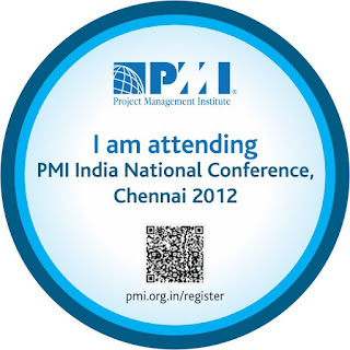 Project Management National Conference, Chennai, India 2012